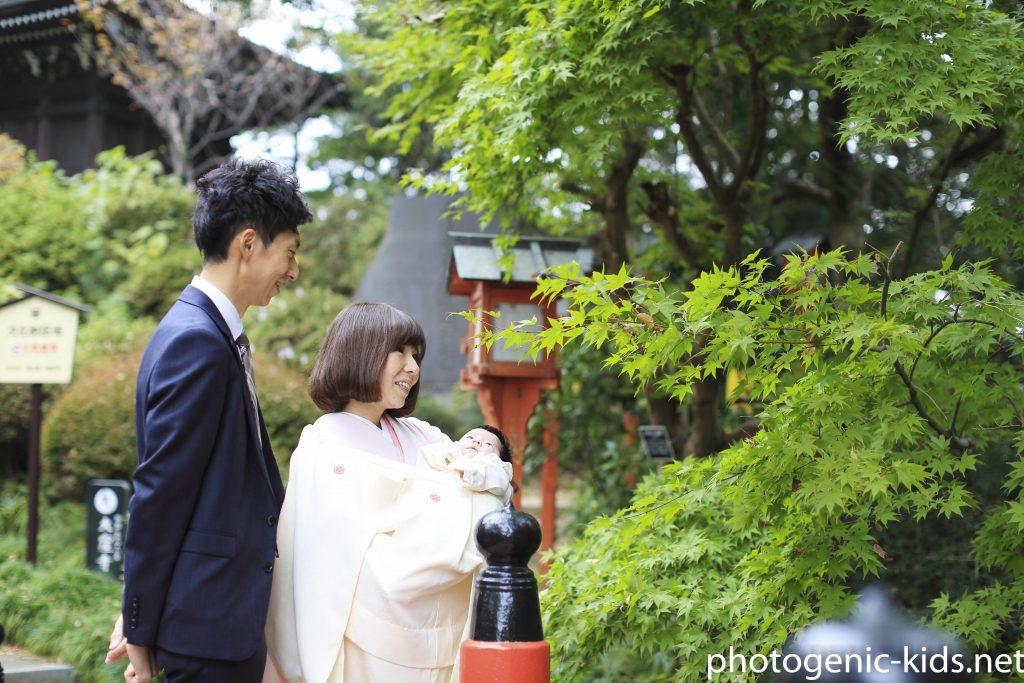 【妻沼聖天山 歓喜院(埼玉県熊谷市)】お宮参り出張撮影させていただきました。