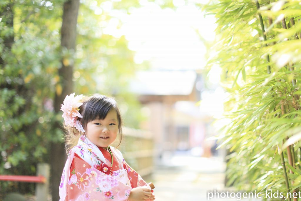 【新田神社(東京都大田区)】七五三出張撮影をさせていただきました。