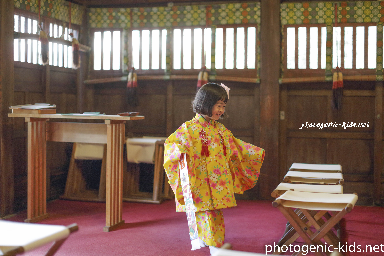 【住吉神社(川崎市)】七五三出張撮影をさせていただきました。