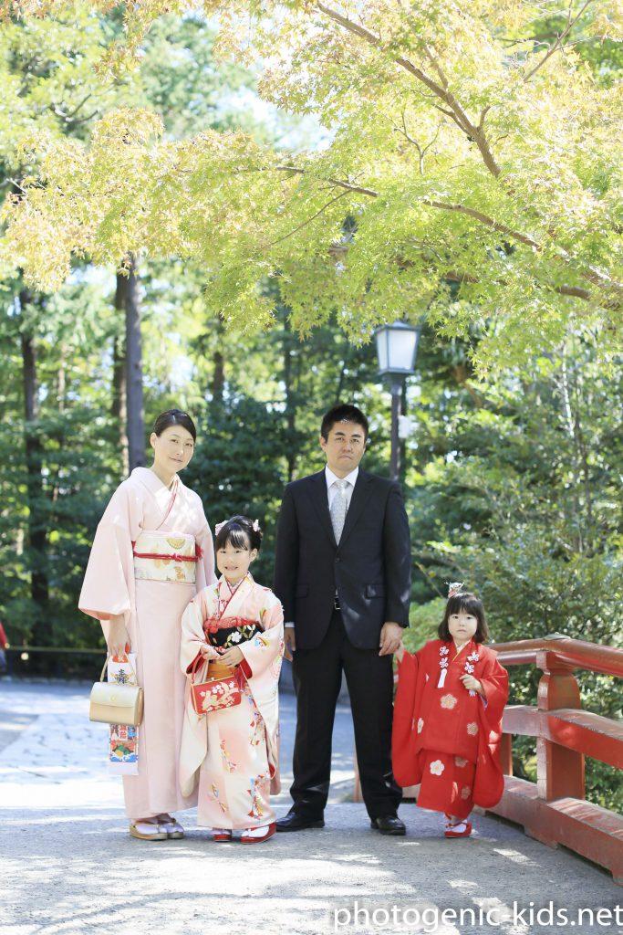 【鶴岡八幡宮(鎌倉)】七五三出張撮影をさせていただきました。