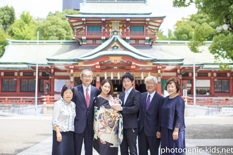【富岡八幡宮】お宮参り出張撮影ご依頼いただき、ありがとうございました