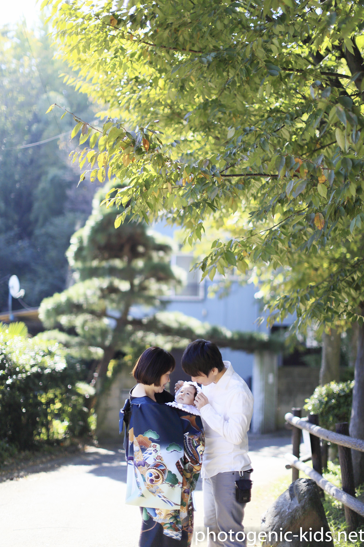 【師岡熊野神社(横浜市港北区)】お宮参り出張撮影させていただきました。