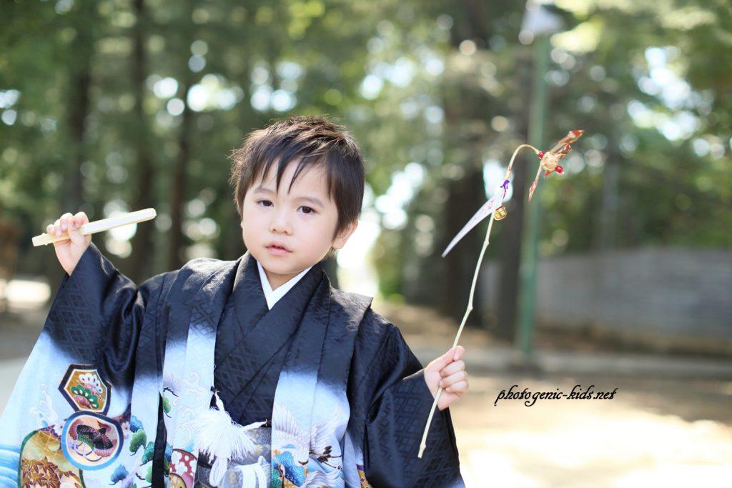 【立川諏訪神社】七五三出張撮影をさせていただきました。