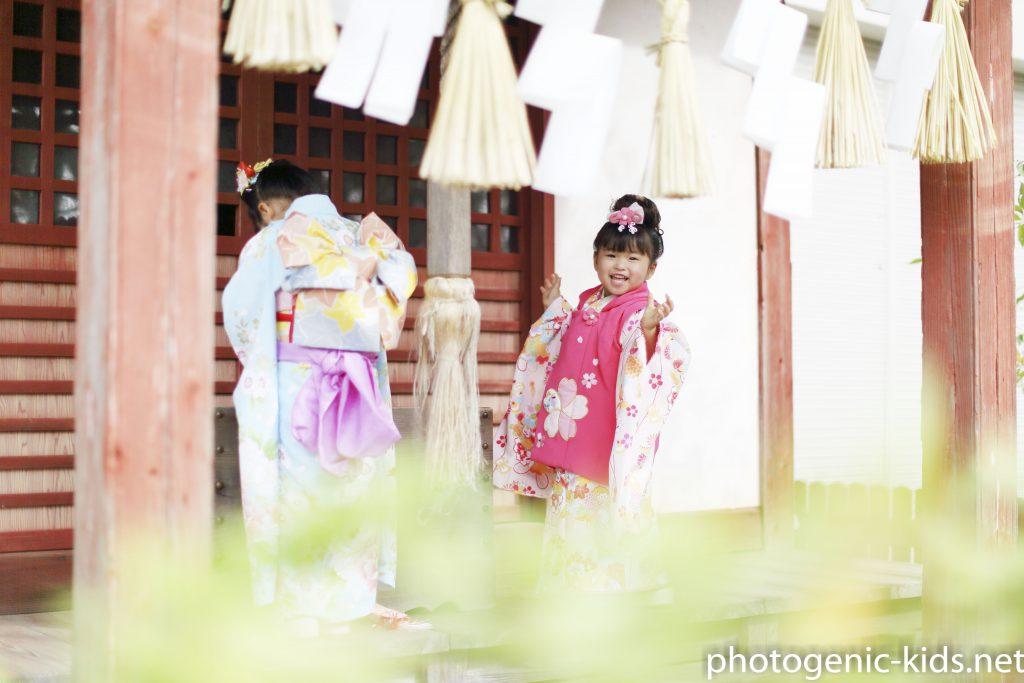 【玉前神社(千葉県長生郡)】七五三出張撮影をさせていただきました。