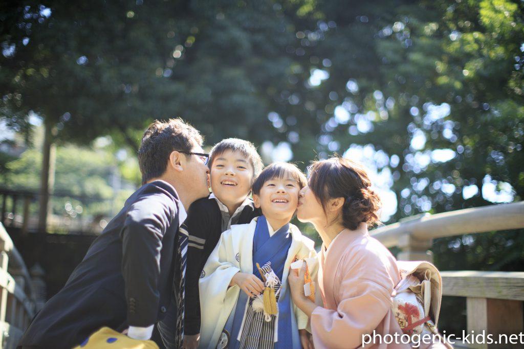 【王子神社(東京都北区)】七五三出張撮影をさせていただきました。