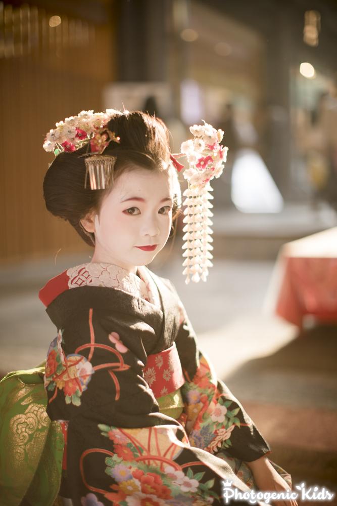 【京都へ】舞妓体験!
