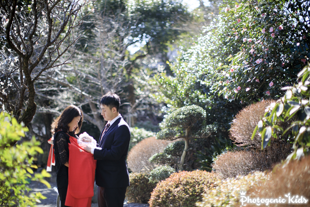 【琴平神社(川崎市麻生区)】お宮参り出張撮影