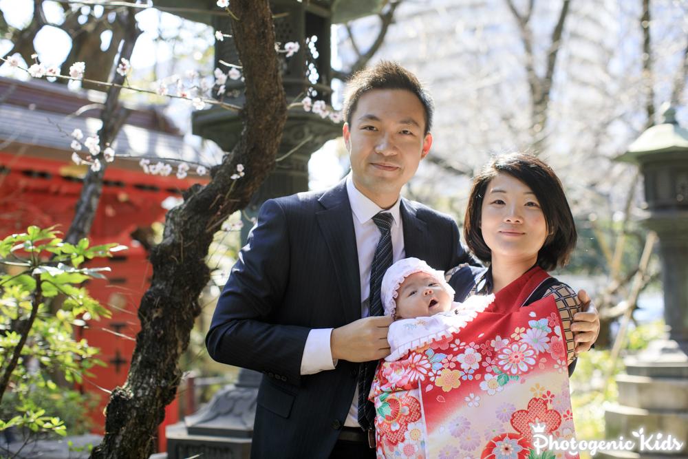 【愛宕神社(東京都港区)】お宮参り出張撮影させていただきました。
