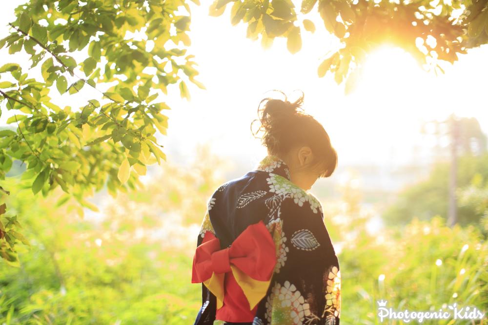 【光を読んでロケ場所を見つける術】夕方素敵なポートレートを撮る