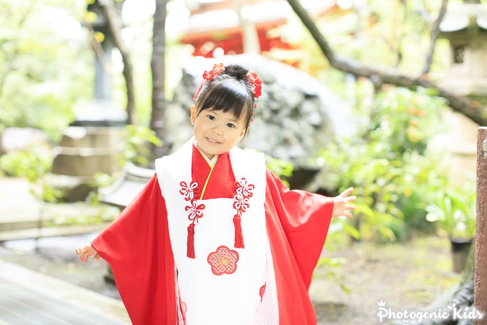 愛宕神社 (東京 港区) にお参り。七五三出張撮影をさせていただきました。