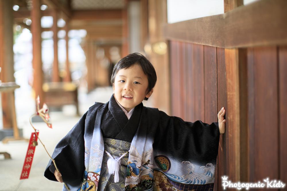 立川諏訪神社 東京 立川市 七五三出張撮影をさせていただきました。