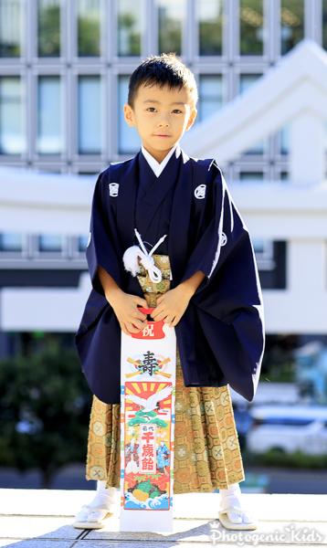 【赤坂 日枝神社】七五三出張撮影させていただきました。