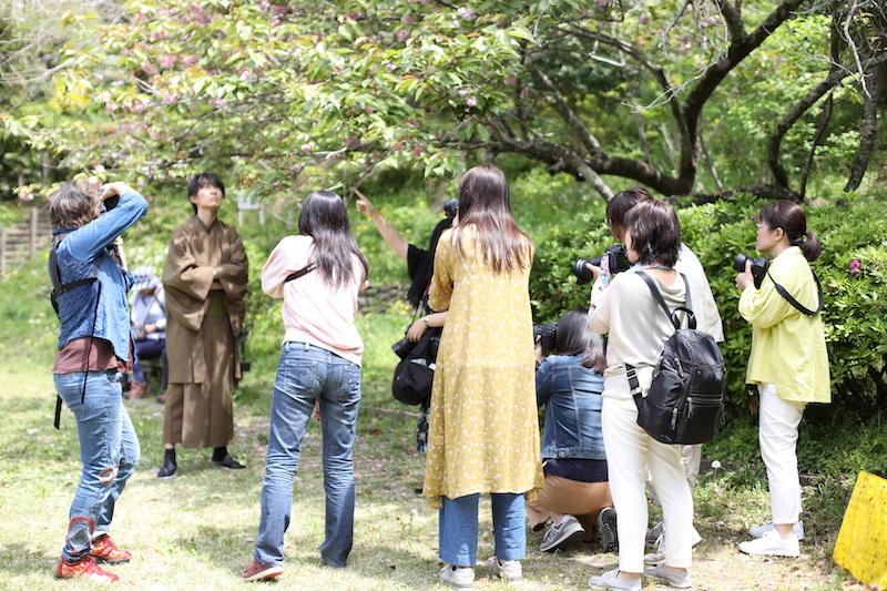【鎌倉源氏山公園にて】背景が人物を引き立たせる魅力的なポートレートの撮り方ワークショップ参加者の皆様の作品紹介