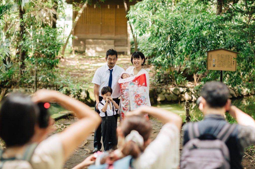 東京都杉並区、井草八幡宮 お宮参り出張撮影セミナーのご報告。