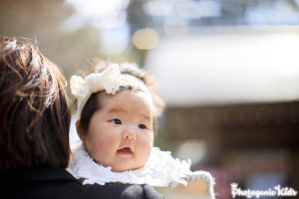 千葉県野田市櫻木神社お宮参り出張撮影をさせていただきました。