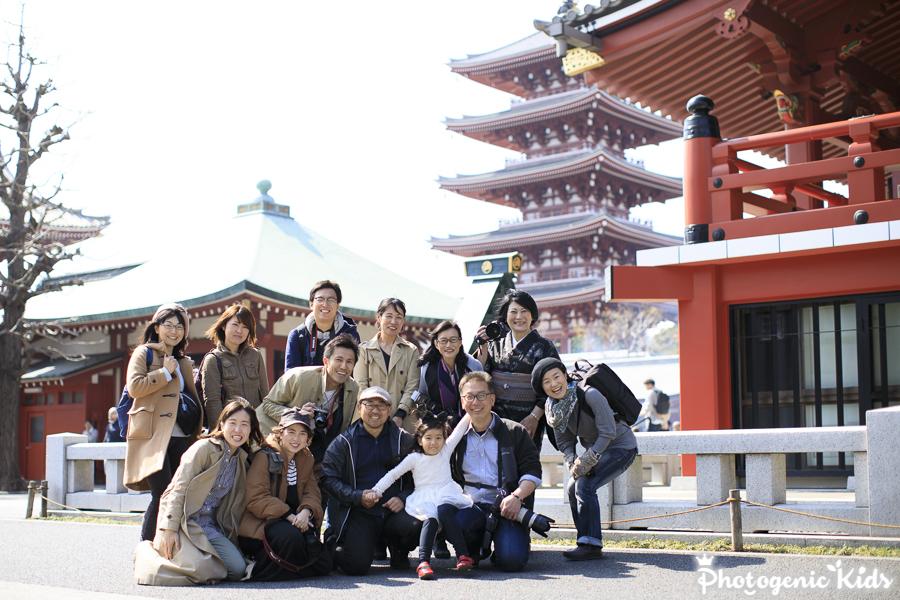 日本全国の素敵な出張カメラマン御一行様