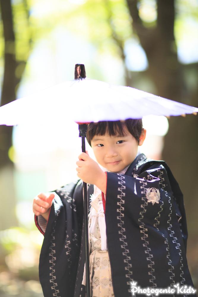 赤坂日枝神社 七五三 出張撮影
