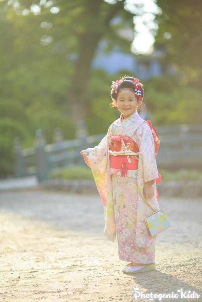 根津神社 七五三 出張撮影 姉妹で七五三【後編】(東京都文京区)