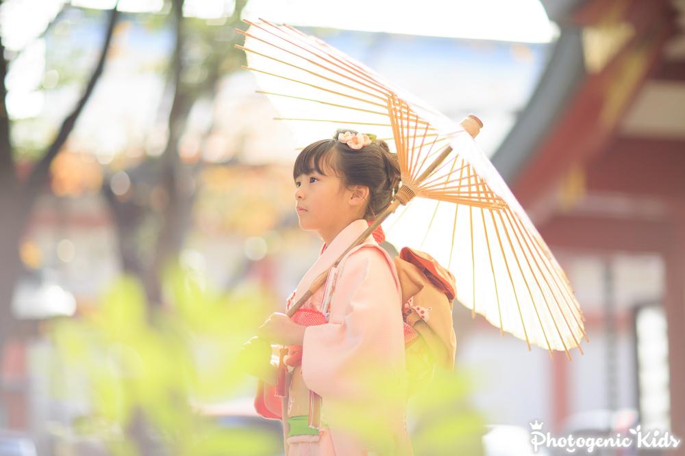赤坂日枝神社 七歳 七五三