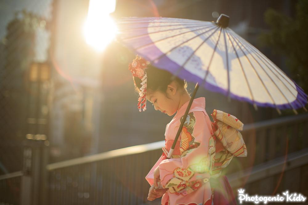 赤坂日枝神社 七歳 七五三出張撮影