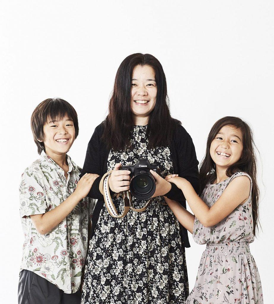 家族写真出張撮影
