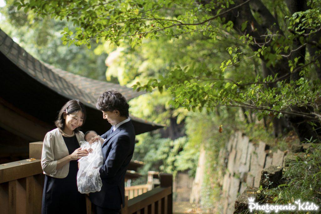 深大寺のお宮参り出張撮影